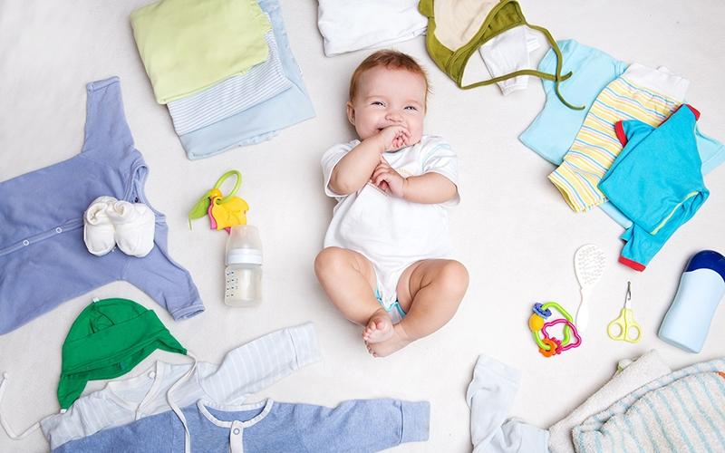Bebek Giysisi Seçerken Dikkat